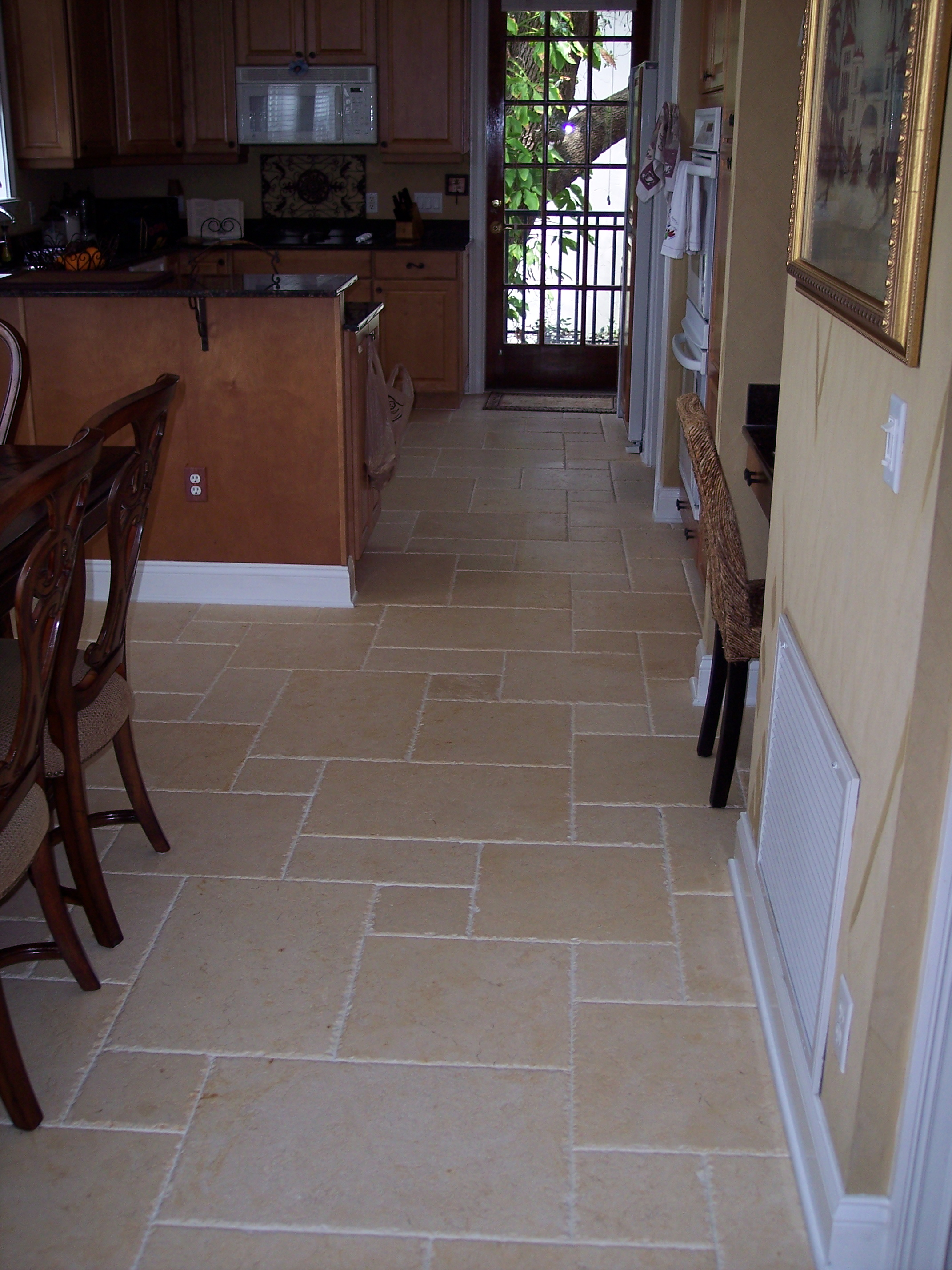Stone Tile Luxury Flooring Design Carpet Crafters Rug Co